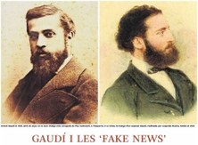 GAUDÍ I LES 'FAKE NEWS'