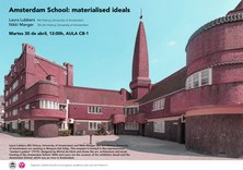 Amsterdam School: materialised ideals